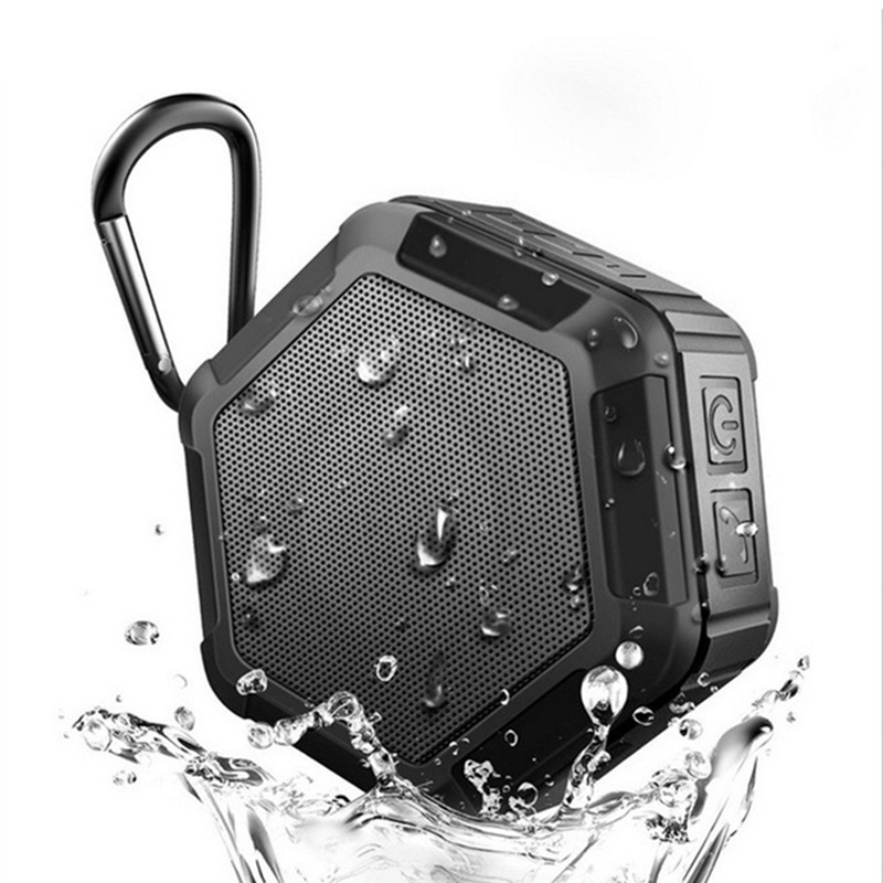 Image 2 - IP65 Waterproof Bluetooth Speaker Subwoofer Powerful Mini Portable Wireless Speaker For Outdoor Phone Play Music Box-in Portable Speakers from Consumer Electronics