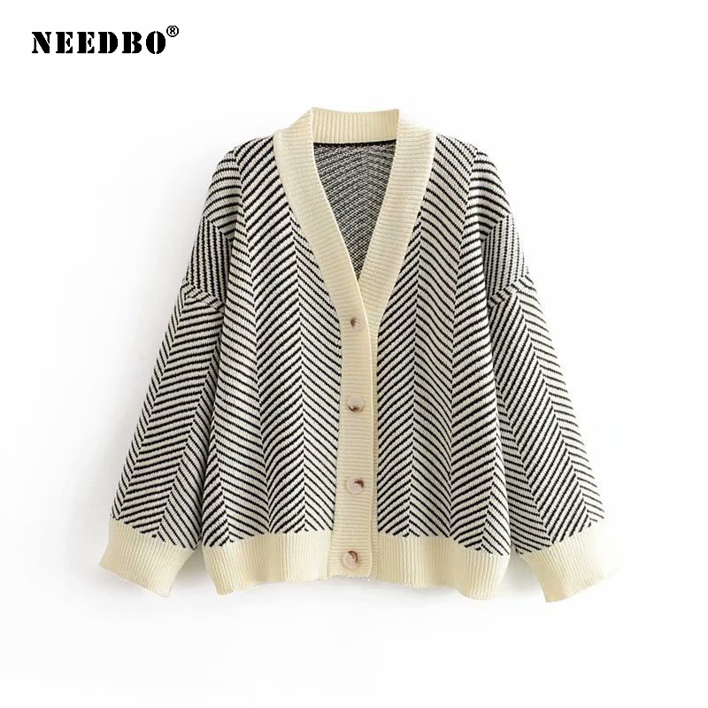 Knit Sweater Women Winter Cardigan Women Female Sweater Warm Cardigan For Women Large Size Cardigan Women Long Sleeve Sweaters