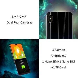 "Image 5 - LEAGOO M12 Mobile Phone 5.7"" HD+ Waterdrop Screen 2GB RAM 16GB ROM MT6739V 3000mAh 8MP Camera Android Smartphone"