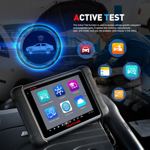 Image 3 - Autel MaxiSys MS906 Automotive Diagnostic System Powerful than MaxiDAS DS708 & DS808 free Update online