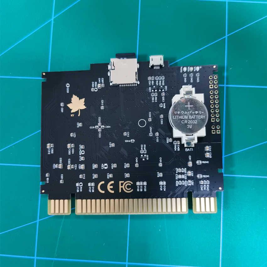 Le plus récent SD2SNES REV X Version Pro bricolage 1200 en 1 cartouche de jeu pour console de jeu 16 bits