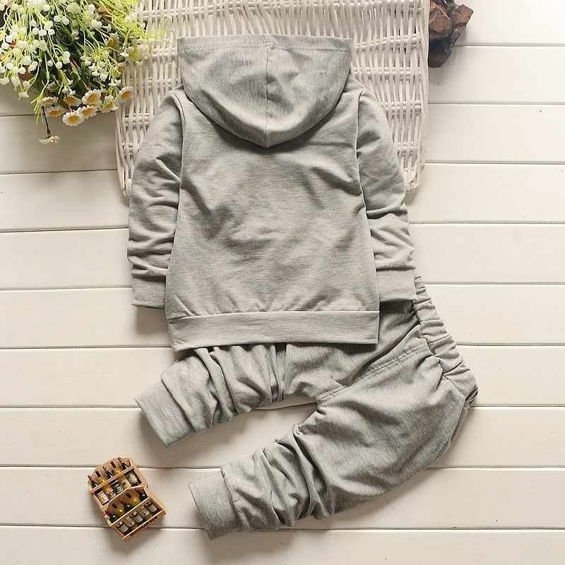 Baby boys clothing sets spring autumn kids fashion cotton hoodies+pants 2pcs tracksuits for bebe boys infant jogging suits 2019