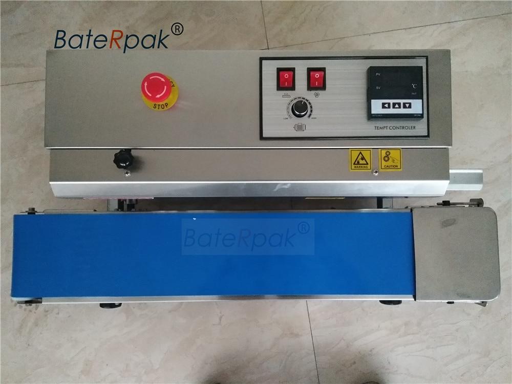 SF-150 BateRpak vízszintes folyamatos film-tömítő gép, - Hegesztő felszerelések - Fénykép 2