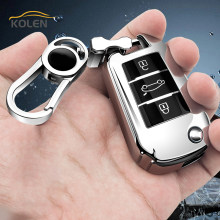 TPU Car Remote Key Case Cover Shell Fob For Peugeot 208 2008 308 3008 408 508 107 301 Citroen C4 CACTUS C5 DS4 DS5 Accessories