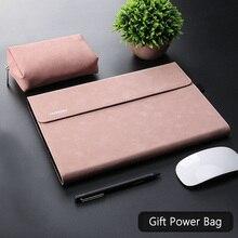 Capa fosca para tablet, proteção de superfície para microsoft superfície pro 7 6 case protetor para superfície de 12.3 polegadas 4 5 caso saco