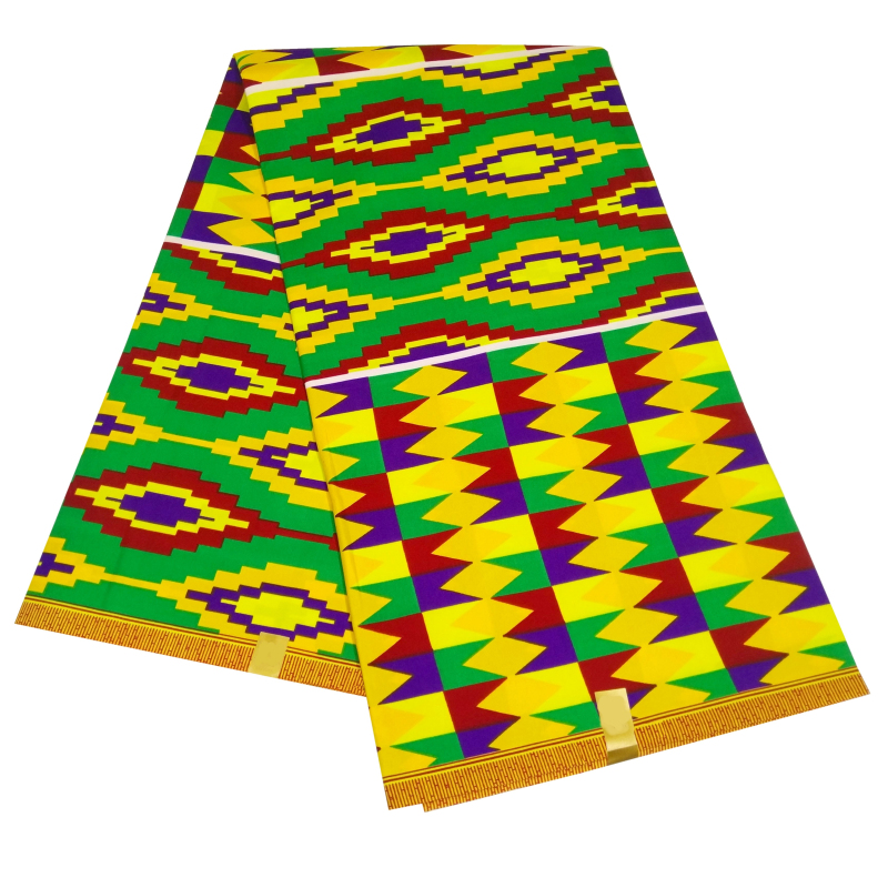 Latest High Quality Soft Polyester Fabric Popular Style Wax Prints Fabric African Fabric New Wax Print Fabric