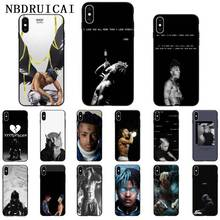 Xxxtentacion Phone Cases For iPhone 11 Pro Max X 6 7 8 Plus 5 5S 6S SE Soft Silicone XXX Black Case Cover For iPhone XS Max XR xxxtentacion phone cases for iphone 11 pro max x 6 7 8 plus 5 5s 6s se soft silicone xxx black case cover for iphone xs max xr