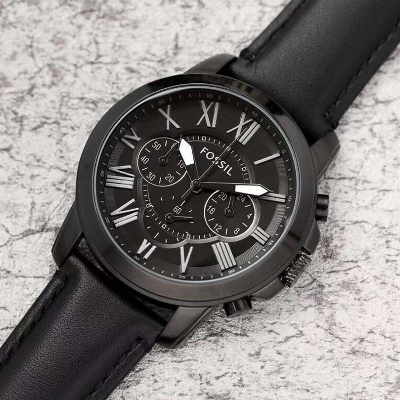 2019 FOSSIL Watch Men Fashion Sport Quartz Clock Mens Watches Top Brand Luxury Leather Business Waterproof Watch Relogio