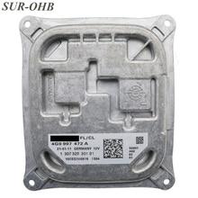 Bộ Đánh Lửa Điều Khiển 4G0907472A Xenon LED ECU Module Chạy Ban Ngày ABL OEM Đèn Pha Bóng 4G0907472B 1307329300 Cho A7 S7
