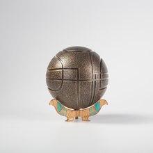 Boule d'assassin légère Creed Origini la figurine d'assassin légendaire PVC Brinquedos figurine à collectionner modèle jouets cadeaux