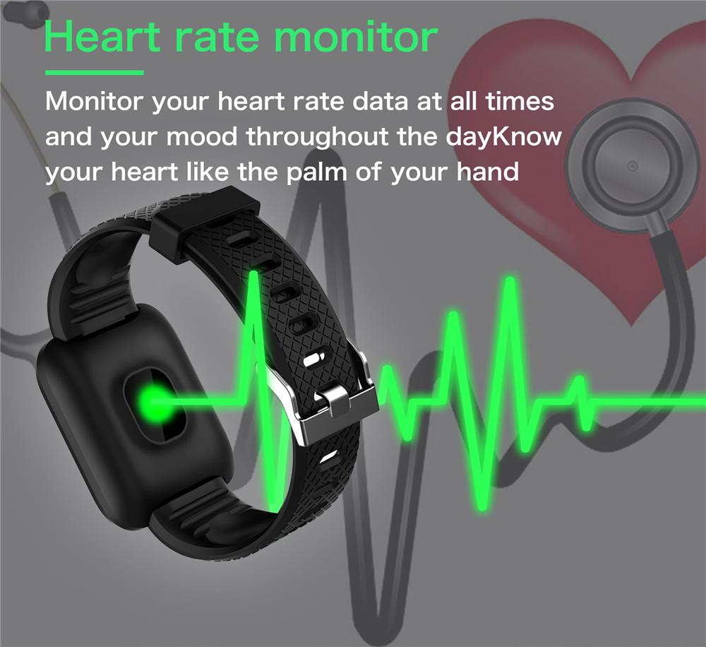 Smart Watch Men Woman Smartwatch Bluetooth Blood Pressure Measurement Heart Rate Monitor Smartwatch Sport Smart Watches Clock