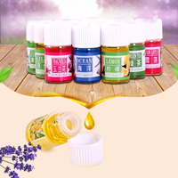12bottles 3ml Water Soluble Essential Oil For Humidifier Air Purifier Incense Burner Aromatherapy Lamp Home Air Care TSLM1