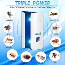Ultrasonic Electronic Mosquito Killer…