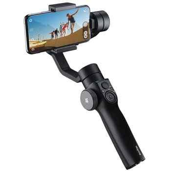 Godox Gaction ZP1 es 3-eje de Smartphone del cardán estabilizador de vídeo de YouTube blog trípode para iPhone Huawei P30 Samsun