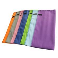 Sportowy ręcznik chłodzący odkryty szybkoschnący ręcznik pochłaniające pot ręcznik podróżny pływanie Fitness ręcznik sportowy ręcznik plażowy tanie tanio ROLL Zwykły Stałe Włókna Superfine Gładkie barwione 5 s-10 s Można prać w pralce Sprężone Quick-dry Włókniny