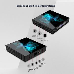 Image 2 - Tv box Android 9.0 A95X Rockchip 4G 32GB 64GB Android box Bluethooth 2.4/5.0G WiFi Google Play Smart Android Tv box