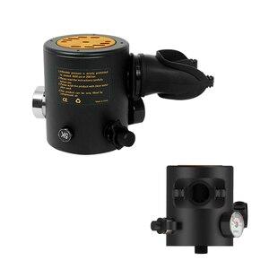 Image 5 - SMACO Diving Equipment Mini Scuba Diving  Oxygen cylinder head parts S500