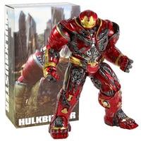 Marvel Avenger Hulkbuster Figure Iron Man Action Figure Hulkbuster Team of Prototyping Superhero Figure Collectible Model Toys