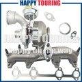 Для VW Golf Jetta Passat B6 Touran для Skoda New GT1646V Турбокомпрессор 54399700022 54399700011 03G253014F 03G253014FX 54399880011