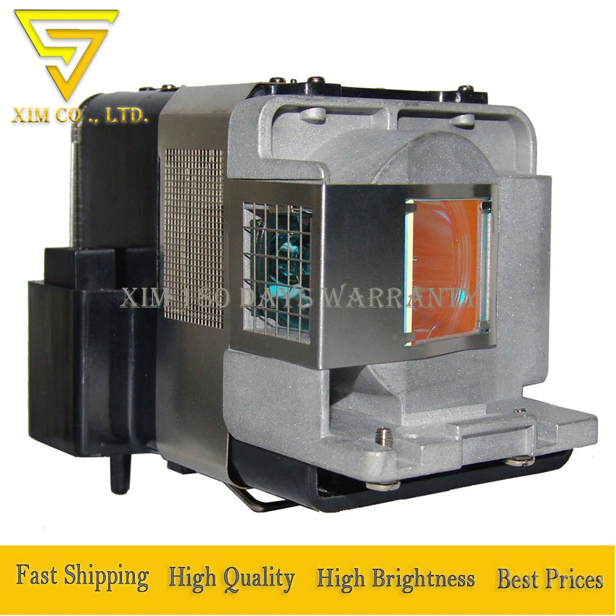 P-VIP 230/0.8 E20.8 High Quality Bulbs 5J.J4G05.001 Replacement Projector Lamp With Housing For BenQ W1100 W1200 Projector