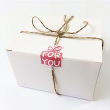 цена на 120 Pcs/lot  'FOR YOU' Pink Gift Sealing Sticker kawaii DIY Gifts Posted Baking Decoration Label Multifunction