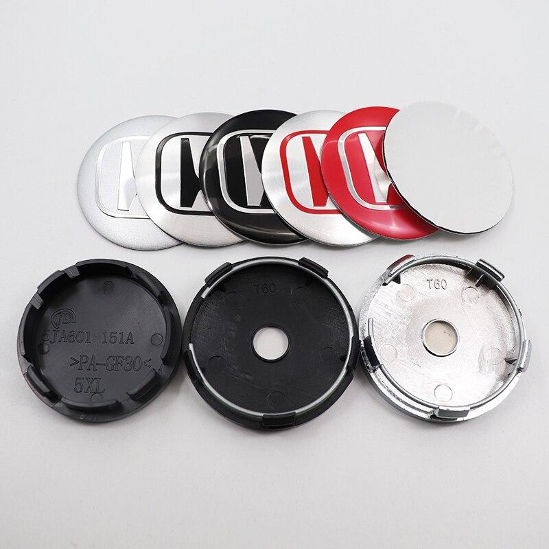 4 шт. 56 мм 60 мм новейший логотип Автомобильная эмблема колпачок центральной ступицы колеса Автомобильный обод ремонт пылезащитный значок колпачки стикер аксессуары для стайлинга BT|Наклейки на автомобиль|   | АлиЭкспресс