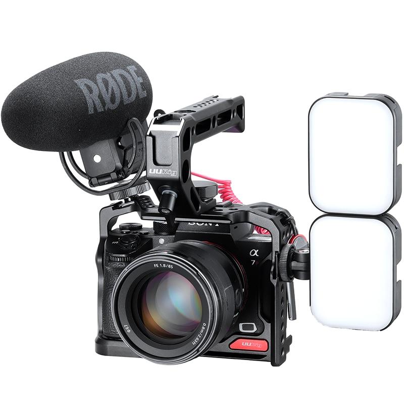 UURig C-A73 камерасы Sony a7iii A7R3 A7M3 - Камера және фотосурет - фото 4