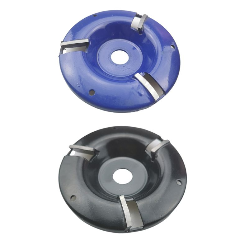 16mm Aperture Woodcarving Disc Rotary Planer For Angle Grinder Power Carving