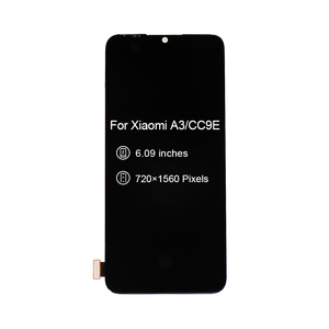 2020 New Arrivals LCD Display for Xiaomi mi A3 LCD Touch Screen For Xiaomi CC9E LCD Screen Assembly