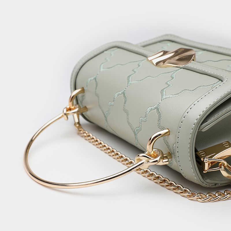 2020 neue mode kleine schulter umhängetaschen für frauen trend designer luxus handtaschen damen hand tasche BJY3328