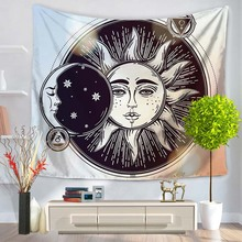 Background-Cloth Witchcraft-Supplies Wall-Tapestry Hanging Beach-Mat Boho Printed Home-Decor