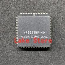 5 unids/lote  W78E58BP-40 PLCC W78E58BP W78E58