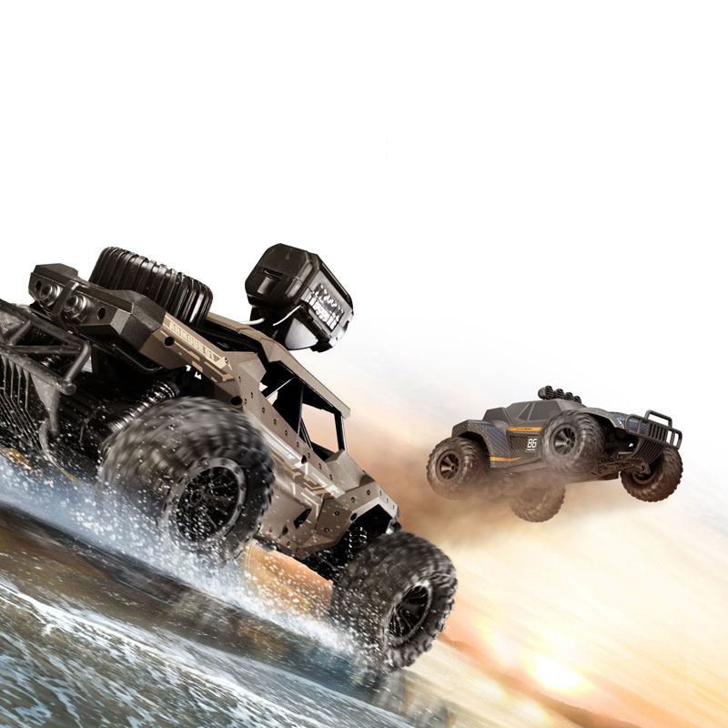 RC Car With WiFi FPV HD 720P Camera 1:18 Radio Remote Control Climb Off-Road Buggy Trucks Toys 25KM/H Electric High Speed Race