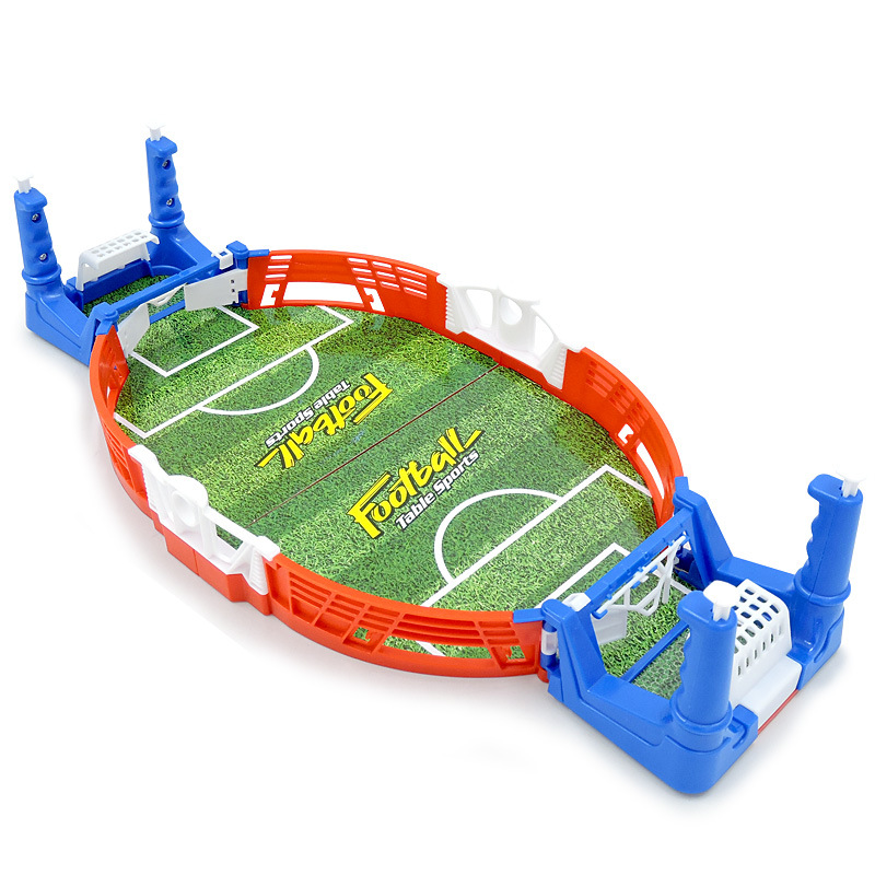 Mini Table Sports Football Soccer Arcade Party Games Double Battle Interactive Toys for Children Kids Adults 1