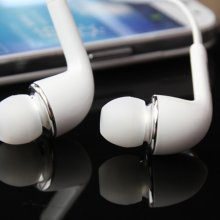 Наушники, гарнитуры, наушники-вкладыши, 3,5 мм, проводной микрофон/регулятор громкости для Galaxy S4, наушники с микрофоном Buit-in, для Sumsung