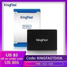 KingFast – disque dur SSD, Sata 3, 120 pouces, avec capacité de 240 go, 128 go, 256 go, 480 go, 512 go, 500 go, 2.5 go, 1 to, 2 to, pour ordinateur de bureau, pc portable