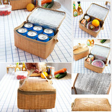 лучшая цена Practical Lunch Bags Portable Insulated for Picnic Container Food Picnic Bag Packet Thermal Cooler Lunch Box Tote Storage Bag