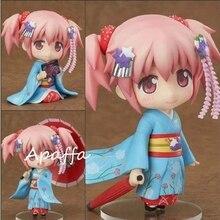 10cm Anime Figure Toys Puella Magi Madoka Magica Kaname