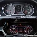 Панель цифровая для приборной панели, Спидометр с ЖК-дисплеем для Volkswagen VW Golf 7 R Golf7 MK7 GTi 2012 ~ 2020