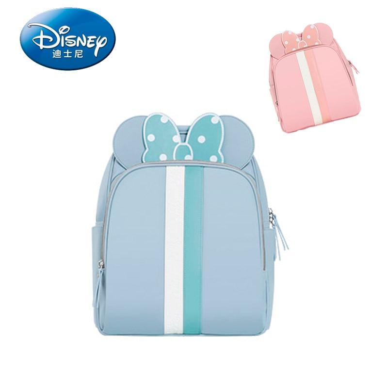 Disney Fashion Mummy Maternity Nappy Bag Brand Large Capacity Baby Bag Travel Backpack Designer Nursing Bag For Baby Care