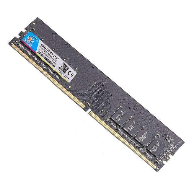 Оперативная Память ddr4 4 ГБ 8 ГБ память 2133 МГц 2400 МГц 2666 МГц PC4-19200 CL14 1,2 В напряжение ПК для рабочего стола dimm High 5