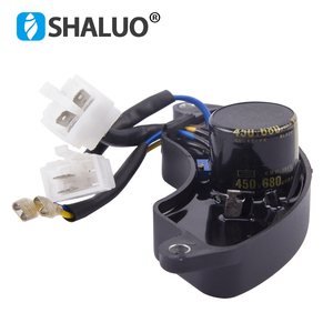 Image 5 - 3 Pha 5KW 7.5KW Xăng AVR Ketuo Phần Tự Động Điều Chỉnh Điện Áp Ổn Xăng Máy Phát Điện Năng 380 V 8 Dây