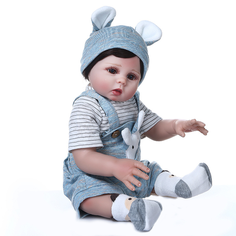 NPK Brand Genuine Product Hot Selling Recommended On Infant Reborn Baby Doll Reborn Doll