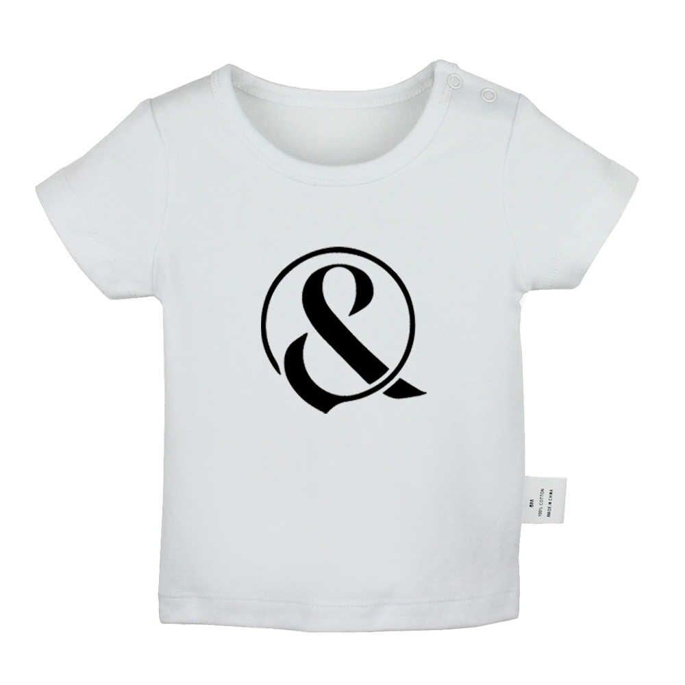 패션 쥐와 남자 밴드 북극 원숭이 록 밴드 신생아 베이비 티셔츠 유아 그래픽 솔리드 컬러 반소매 티셔츠