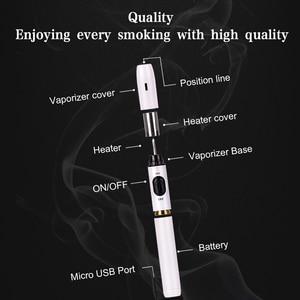 Image 5 - Kamry KIT de cigarrillo electrónico GXG Original, 650mAh, 900mAh, vaporizador de tabaco seco para calentar sin quemar, KIT de cigarrillo electrónico VS Kecig 2,0 plus