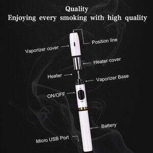 Image 5 - Originele Kamry GXG PUSH KIT 650mAh 900mAh verwarming droge tabak vaporizer voor warmte geen burn e sigaret VS kecig 2.0 plus KIT
