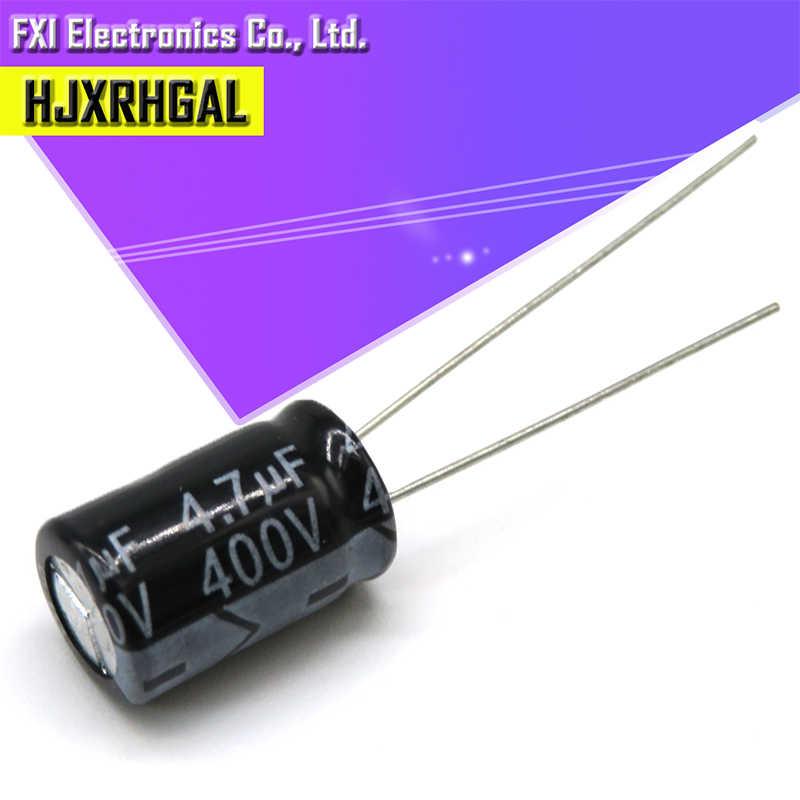 400V4.7uf DIP aluminum electrolytic capacitor Electronic HiFi Capacitors