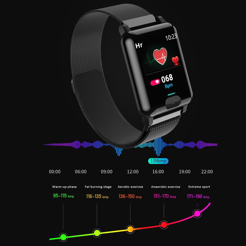 multifuncional relógio pulseira