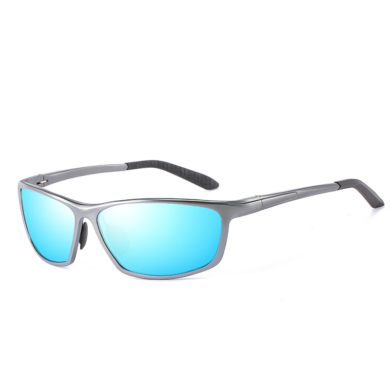 Men Aluminum Polarized Sunglasses Outdoor Driving Sports Fashion Eyewear New