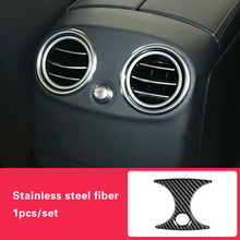 Air Condition FrameCover For Mercedes w205 amg/ interior trim c63 mercedes c class accessories glc x253 /amg coupe